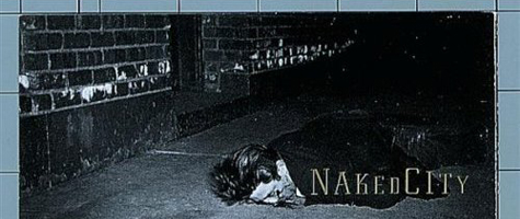 Audio (First Edition) ::: Naked City