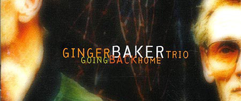 Audio ::: Ginger Baker
