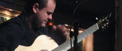 Audio ::: Andy McKee