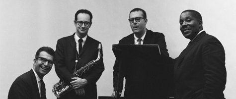 Audio ::: The Dave Brubeck Quartet