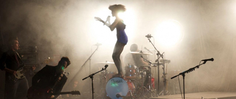 Noisettes Band Audio Wild Young Hearts