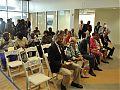The Houston Texans YMCA Cornerstone Laying Ceremony, 9 September 2010