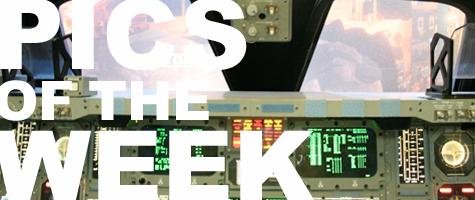 Pics of the Week ::: Symmetry