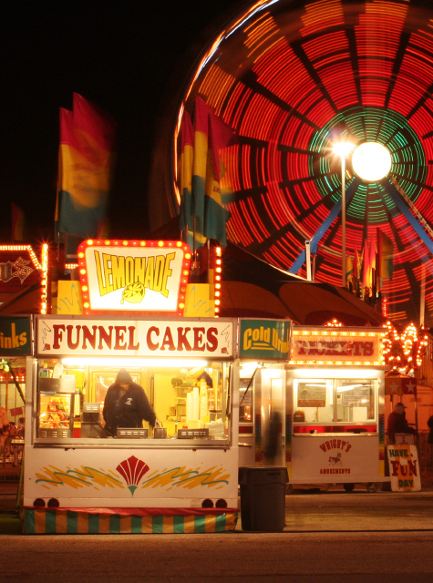 Pics of the Week Open 13 ::: Funnel Cakes © Greg Ryden, AIA