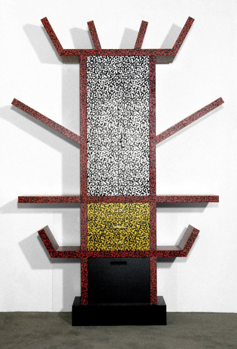 above u201ccasablancau201d ettore sottsass 1981 memphis group furniture