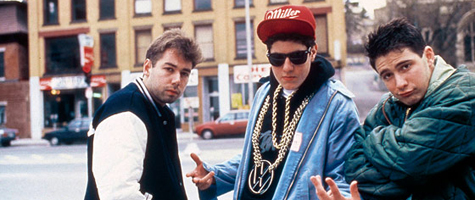 Audio: Listening to The Beastie Boys