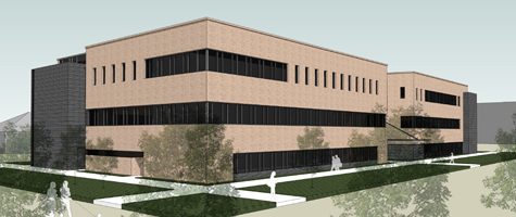 Project Update: HCC Southeast College Workforce Building