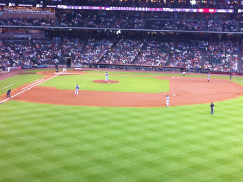 Pics of the Week The Game ::: Astros 7-1 © Brandi Johnson