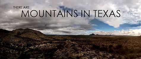 This Article Is About Mountains In Texas