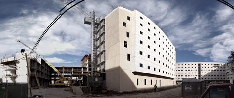Project Update :: University of Houston Cougar Village II