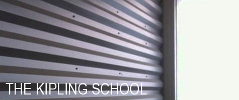 Project Update :: The Kipling School