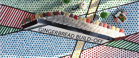 Gingerbread Build Off 2014 part 2