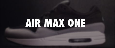 The Nike Airmax One
