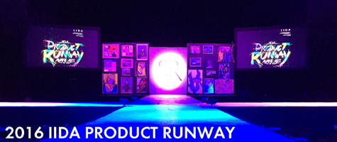 IIDA Product Runway 2016 :: Fashion Show
