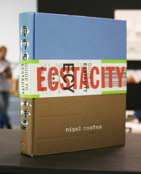 Ecstacity Cover